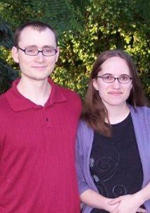 Rachel & Mike Grinti