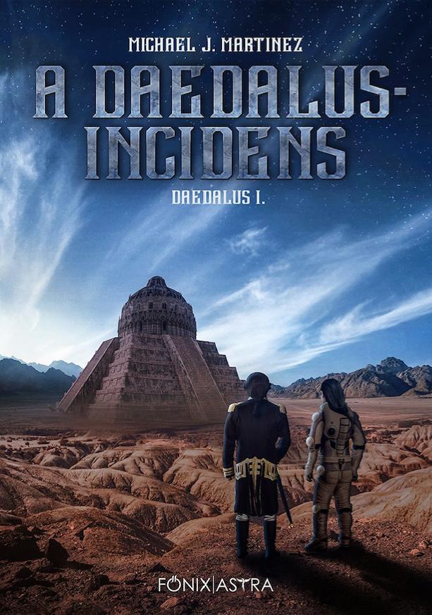 Michael J. Martinez: A Daedalus-incidens