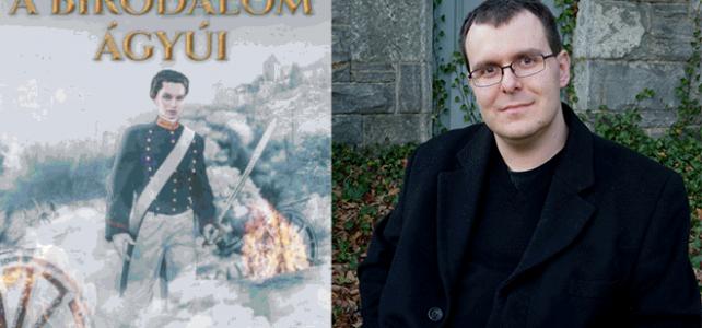 Fantasy regények és makettek között – Interjú Django Wexlerrel